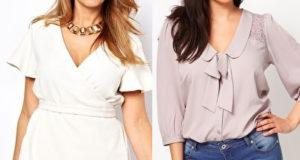Блузки Для Женщин Которые Их Стройнят Фото