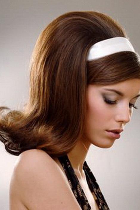 Прически стиляги на короткие волосы женские