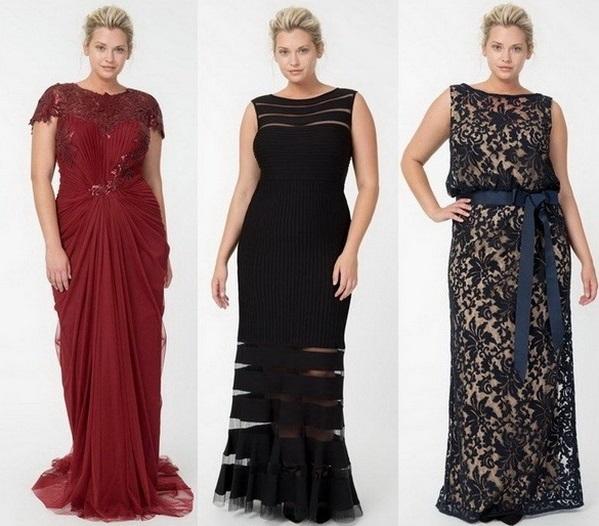 bf984287aa3 Фасоны платьев для полных женщин  фото
