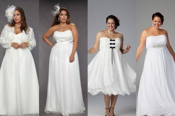 Свадебное платье для 50 летней невесты