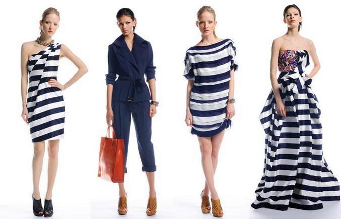 """Морской стиль в одежде для женщин: фото, как создать образ, примеры - Имя """"Мода"""""""