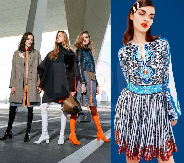 Мода Осень-Зима 2017-2017 Откры Пластининой
